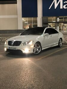 2008 Mercedes S550 4Matic Pano Night Vision (LWB)
