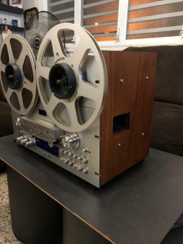 Pioneer RT 909 & 901 Wood Side Covers