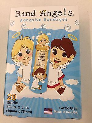 BAND ANGEL  BOY AND GIRL ADHESIVE BANDAGE
