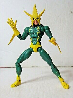 "Marvel Legends Spider-man classic Sinister six boxset Electro 6"" figure"