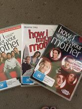 How I Met Your Mother Seasons 1-6 Jewells Lake Macquarie Area Preview
