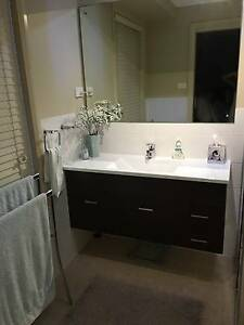 Vanity, basin, Marquis wall hung cabinet, mixer tap & plumbed!! Floraville Lake Macquarie Area Preview