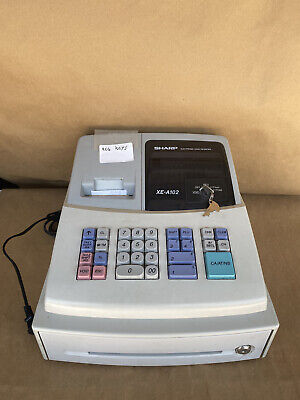 Sharp Xe-a102 Electronic Cash Register