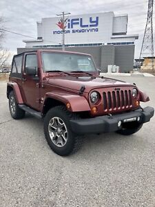 CERTIFIED - 2007 Jeep Wrangler JK Manual
