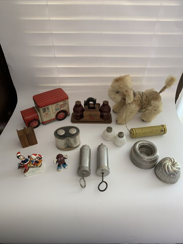 Junk Drawer Lot Miscellaneous Vintage Items