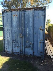 Free or cheap shipping container wanted please call Penrith Penrith Area Preview