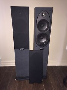 Polk Audio RT800 Floor-Standing Tower Speakers