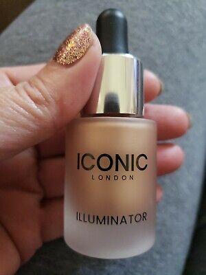 Iconic London Illuminator Liquid Highlighter Original Shine Glow 13.5ml *NEW