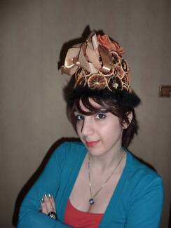 5 Handi made hats 50$ each (Melbourne cup) Bexley North Rockdale Area Preview