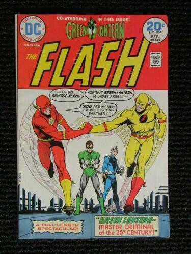 Flash #225  Jan-Feb 1974  Beautiful Copy!!