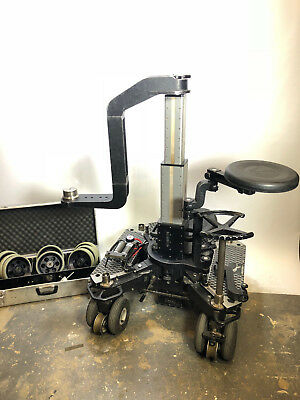 Panther Mini dolly - Manual riser kit snake and accessories