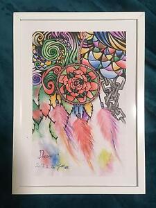 Art work draw by myself Mitchelton Brisbane North West Preview