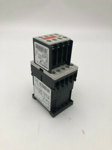 Siemens 3RH1262-1BB40 Contactor Relay 6NO+2NC 24V DC S00 NIB