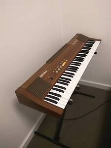 Roland Piano Plus 70, 75 key electronic keyboard Woodville South Charles Sturt Area Preview