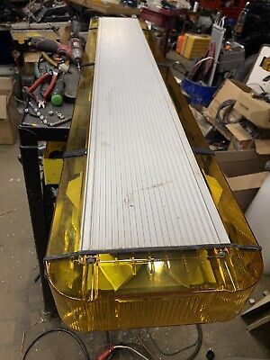 55 Whelen Edge Light Bar Re-manufactured With Warranty