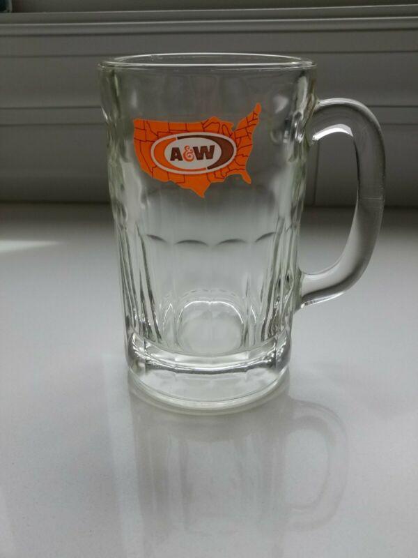 A&W Root Beer large restaurant Mug