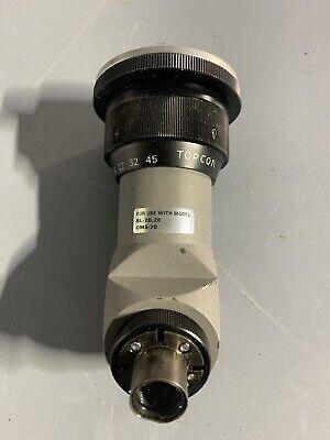 Topcon Observation Lens For Sl-2d Oms-70