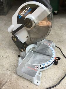 "10"" Power Mitre Saw"