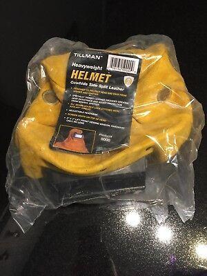 Genuine Tillman 5000 Welding Helmet Premium Cowhide Side Split Leather 2x4 Flip