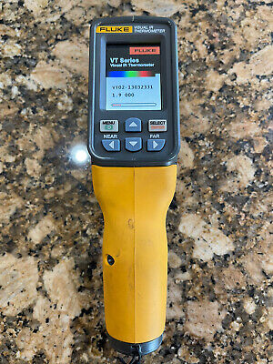 Fluke Vt02 Visual Ir Infrared Thermometer - Lightly Used