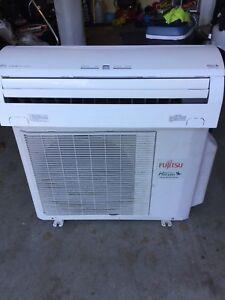 Fujitsu heat pump 18000 BTU