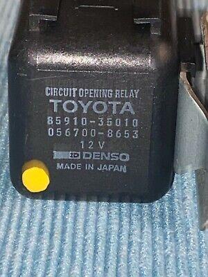 Toyota Pickup 4Runner EFI Fuel Pump Circuit Open Relay 85910-35010 2.4L 3.0L