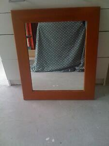 Timber Framed Mirror 730 x 600mm Matraville Eastern Suburbs Preview
