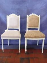 2 Chairs, Edwardian, Pining, Painted legs 365858 Lane Cove Lane Cove Area Preview