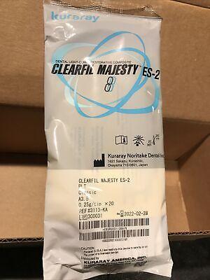 Kuraray Clearfil Majesty Es-2 A3.5 Classic Plt 3113-ka Exp2022-02