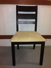 6 Dining chairs Neutral Bay North Sydney Area Preview