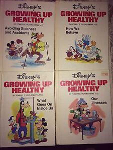 Disney's Growing Up Healthy