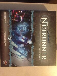 ANDROID NETRUNNER THE CARD GAME Parafield Gardens Salisbury Area Preview