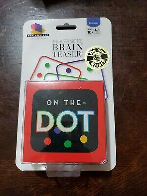 On The Dot Game  Brain Teaser  Dr.Toy 10 best games ages