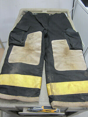 Size 34 26 Globe Fire Fighter Turnout Pants Womens Good