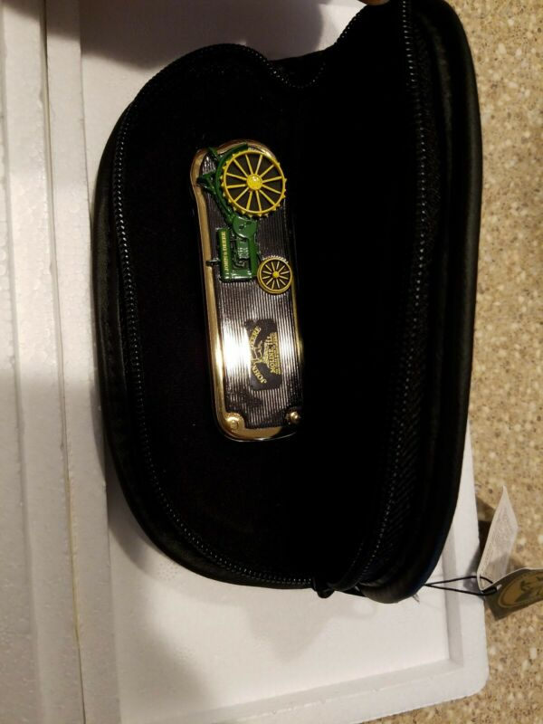 John Deere 1928 Model GP Pocket Knife Franklin Mint Moline Illinois Collectors