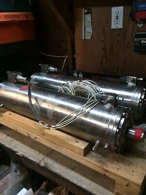 1- Sun-star Electrichitachi 50hp 3-phase 3000 V Submersible Motor Used Cond