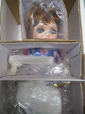 "NRFB Marie Osmond 12"" Doll C2616 ""Adora Parade Belle"" Limited Edition /5000 COA"