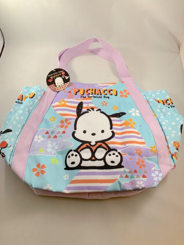 Sanrio Pochacco Large Tote Bag - New With Tags