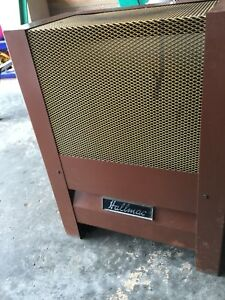 Small gas furnace for garage or small shed
