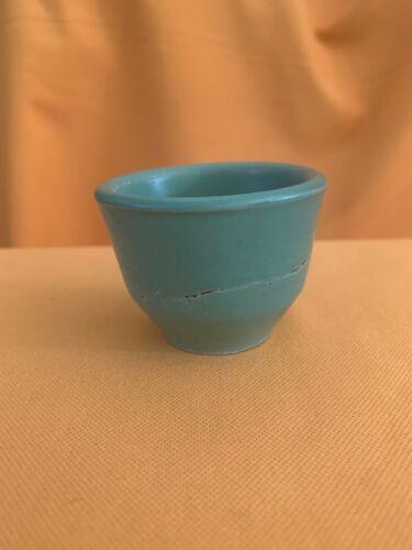 vintage CATALINA Pottery votive nut incense pot #2