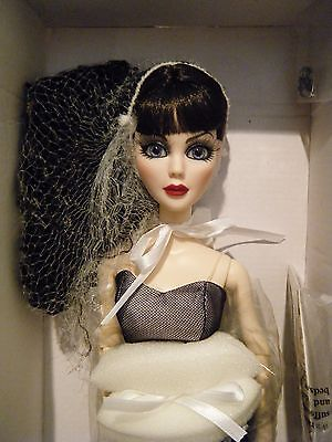 NRFB Tonner Wilde Imagination Midnight Lace & Roses Evangeline Ghastly LE 200