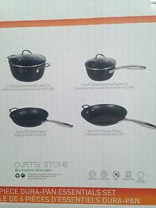 NEW non-stick Pot and Pan Set