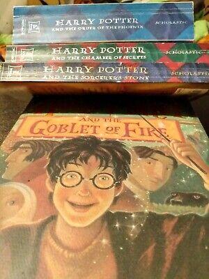 Harry potter lot book