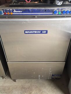 Washtech UD Under bench dishwasher