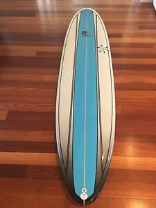 """Oceansoul Mini Mal 7'8"""" Caringbah Sutherland Area Preview"""