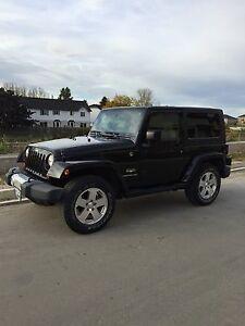 2008 JEEP WRANGLER FOR SALE