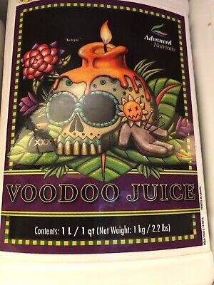 Advanced Nutrients Voodoo Juice Root Stimulant Hydroponics 1l