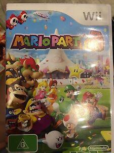 Mario Party 8 Wii Edensor Park Fairfield Area Preview