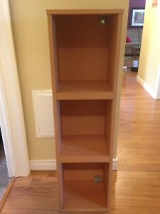 2 'like new' IKEA Billy bookcases