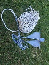Anchor,chain rope Drewvale Brisbane South West Preview